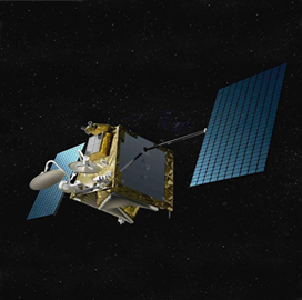 DARPA Taps Airbus Subsidiary for Satellite Bus Dev't Contract - top government contractors - best government contracting event