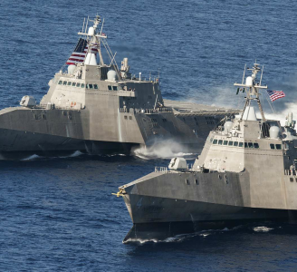 Navy Exercises FY 2019 Option on Lockheed LCS Construction Contract - top government contractors - best government contracting event