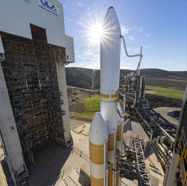 ULA Delta IV Heavy Rocket Set to Deploy NRO Mission Saturday - top government contractors - best government contracting event
