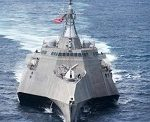 Navy, Contractors Plan Littoral Combat Ship Upgrades