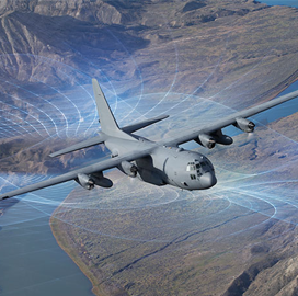 Raytheon Develops Electronic Warfare Tools to Shield USAF Aircraft Units - top government contractors - best government contracting event