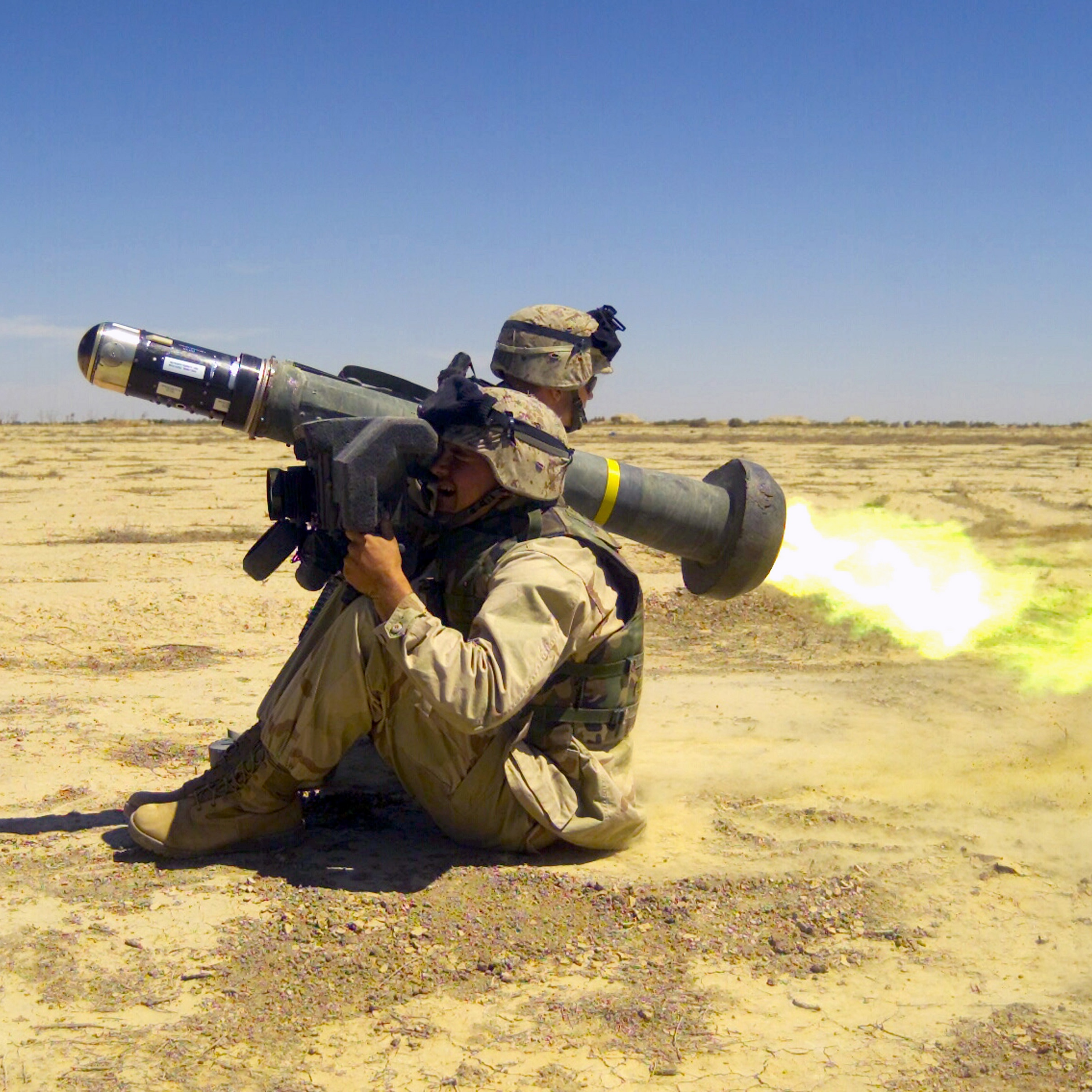 Lockheed-Raytheon JV to Begin Full-Rate Production of Javelin F-Model Missiles - top government contractors - best government contracting event