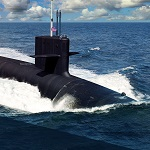 General Dynamics' $1B Manufacturing Reinvestment to Focus on Submarine Construction - top government contractors - best government contracting event