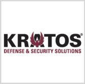 Kratos Demos Enterprise Ground Services Framework With USAF Control System - top government contractors - best government contracting event