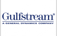 Gulfstream Receives $81M USAF Transport Aircraft Support Extension
