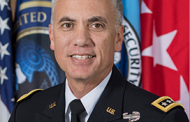 Gen. Paul Nakasone, NSA & Cybercom Head, Added to 2019 Wash100 for Leading U.S. Efforts in Cyberspace & Intellectual Property Protection