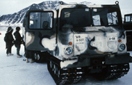 BAE Wants to Bid for Army's Cold Weather Vehicle Replacement Program