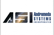 Andromeda Systems Wins Navy Fleet Readiness Center Support IDIQ
