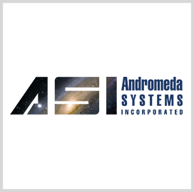 Andromeda Systems Wins Navy Fleet Readiness Center Support IDIQ - top government contractors - best government contracting event