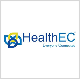 Robert Osburn Joins HealthEC as COO - top government contractors - best government contracting event