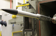 Raytheon Puts Ground-Launched Air-to-Air Missile Through Wind Tunnel Tests