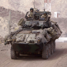 General Dynamics Subsidiary to Help Modernize USMC Light Armored Vehicles - top government contractors - best government contracting event