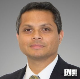 Raj Mellacheruvu Named President, CEO at Astrotech's 1st Detect Subsidiary - top government contractors - best government contracting event