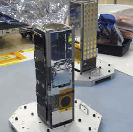 Johns Hopkins APL Launches Two CubeSats From International Space Station - top government contractors - best government contracting event