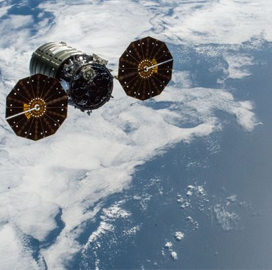Northrop Spacecraft Completes 10th Cargo Resupply Mission - top government contractors - best government contracting event