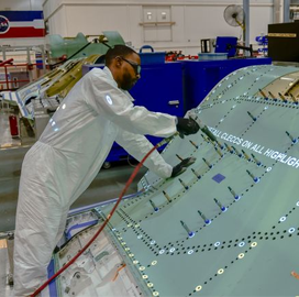 Northrop Produces 500th F-35 Center Fuselage - top government contractors - best government contracting event