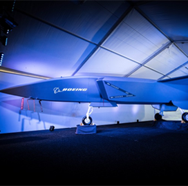 Boeing Launches New Drone for Coordinated Flight With Manned Aircraft - top government contractors - best government contracting event