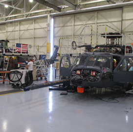 Sikorsky-Built Combat Rescue Helicopters Prepare for Maiden Flights; Greg Hames Quoted - top government contractors - best government contracting event