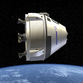 Boeing Gears Up for CST-100 Spacecraft Flight, Pad Abort Tests - top government contractors - best government contracting event