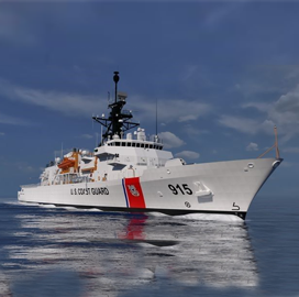 Northrop to Supply C4ISR, Control Systems for Coast Guard's First Offshore Patrol Cutter - top government contractors - best government contracting event