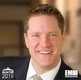 Scott McIntyre, CEO of Guidehouse, Named to 2019 Wash100 for PwC