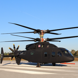 Boeing-Sikorsky Team to Test, Develop SB-1 Defiant Helicopter's Propulsion Systems - top government contractors - best government contracting event