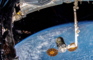 Northrop Spacecraft Leaves Space Station for CubeSat Deployment Mission