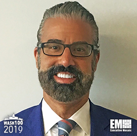ExecutiveBiz - Ramzi Musallam, CEO of Veritas Capital, Inducted Into 2019 Wash100 for M&A and Organic Growth Leadership