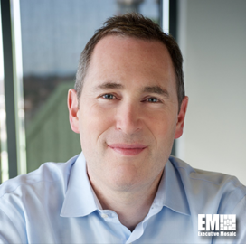 AWS' Andy Jassy Talks Cloud Adoption, Security at CERAWeek 2019 - top government contractors - best government contracting event