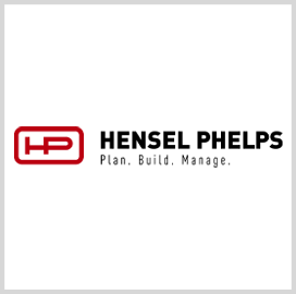 Hensel Phelps Awarded $59M Army Contract for Construction Services - top government contractors - best government contracting event