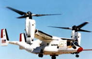 Bell-Boeing V-22 Osprey Logs 450K Mission Flight Hours; Chris Gehler Quoted