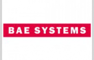 BAE Obtains CMMI Maturity Level 3 Rating; Rick Allen Quoted
