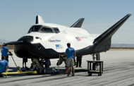Sierra Nevada Hits New Milestone for Dream Chaser Spacecraft Dev't Under NASA CRS-2 Contract