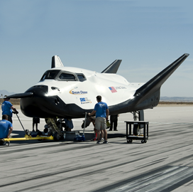 Sierra Nevada Hits New Milestone for Dream Chaser Spacecraft Dev't