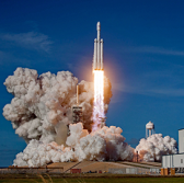 First Commercial Falcon Heavy Launch to Guide Air Force in Future Space Missions - top government contractors - best government contracting event
