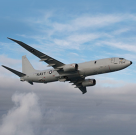 Raytheon Gets Navy Contract Option for P-8A Surveillance Radars - top government contractors - best government contracting event
