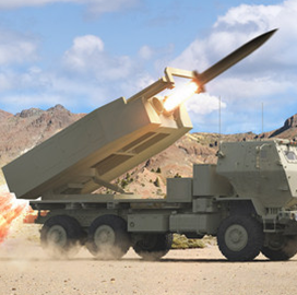 Army Evaluates Raytheon Surface-to-Surface Missile Design - top government contractors - best government contracting event