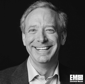 Microsoft's Brad Smith Urges Tech Firms to Help Combat Extremism - top government contractors - best government contracting event