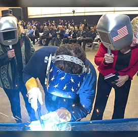 Lockheed, Fincantieri Marinette, Lay Keel of New Littoral Combat Ship - top government contractors - best government contracting event