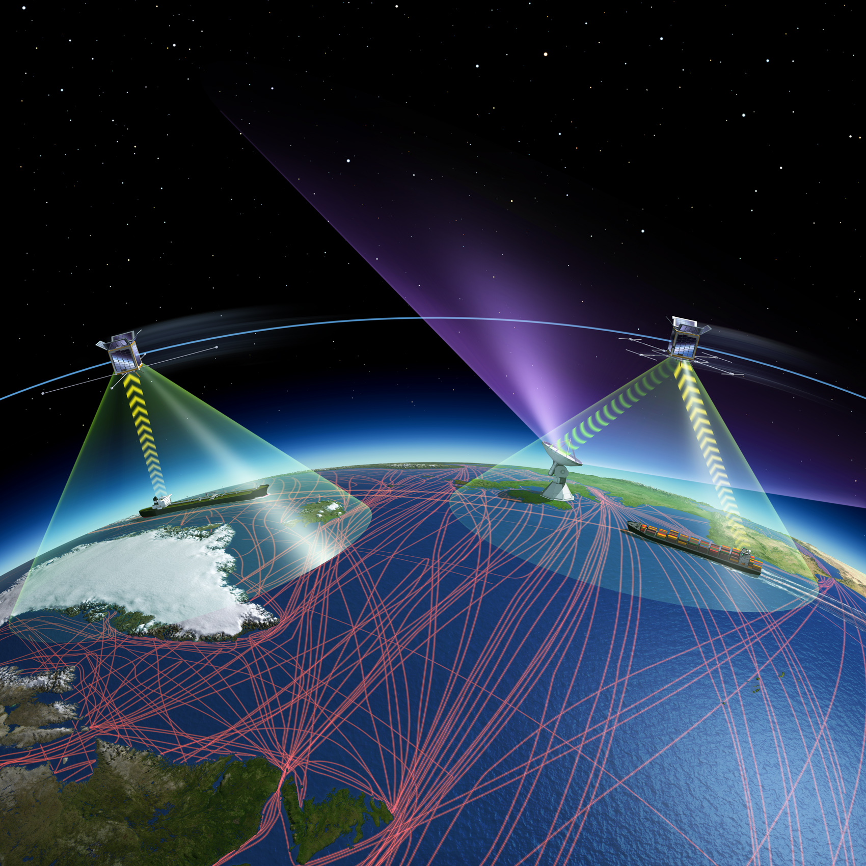Lockheed Partners With Sequans on LTE-Satcom Project - top government contractors - best government contracting event