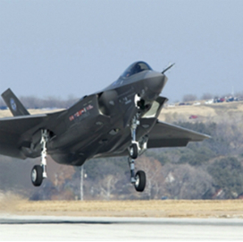 Lockheed to Provide F-35 Modification Kits, Special Tools to