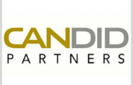 Candid Partners' New Unit Aims to Help Public Sector Clients Deploy Cloud Tech Platforms