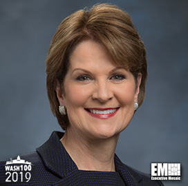 Lockheed's 2018 Sustainability Report Details Workplace, Environmental Achievements; Marillyn Hewson Quoted - top government contractors - best government contracting event