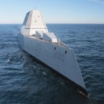 Voyager Installs Navigation Tech on USS Zumwalt Destroyer - top government contractors - best government contracting event