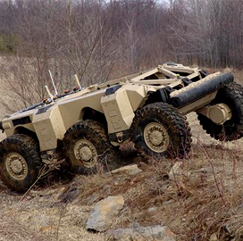 Army Invites Parties to AI, Robotics Systems Demo for Autonomous Vehicles - top government contractors - best government contracting event
