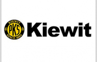 Kiewit Wins $65M Navy Contract for Military Base Sewer Construction Services
