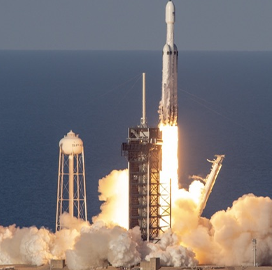 SpaceX's Falcon Heavy to Launch Cubesats, Payload for Air Force's Spacecraft Capabilities Experiment - top government contractors - best government contracting event