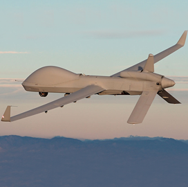 Army Trains Soldiers to Operate General Atomics-Built Extended Range UAS - top government contractors - best government contracting event
