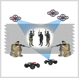 DARPA Seeks Proposals for Fourth OFFSET Swarm Sprint, Announces Third Sprint Awardees - top government contractors - best government contracting event