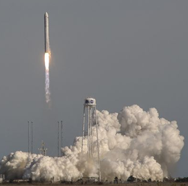 Northrop's Cygnus Spacecraft Performs 11th Space Station Cargo Resupply Mission - top government contractors - best government contracting event